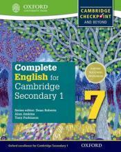 Complete English for Cambridge Lower Secondary 7