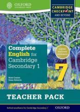 Complete English for Cambridge Secondary 1: Teacher Pack 7