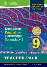 Complete Chemistry for Cambridge Lower Secondary Teacher Pack