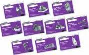 Read Write Inc. Phonics: Black and White Purple Set 2 Storybooks Mixed Pack of 10