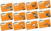 Read Write Inc. Phonics: Black and White Orange Set 4 Storybooks Mixed Pack of 12