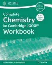 Complete Chemistry for Cambridge IGCSE (R) Workbook