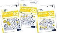 Numicon: Number, Pattern and Calculating 3 Explorer Progress Books ABC (Mixed pack)