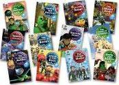 Project x Alien Adventures: Brown Book Band, Oxford Levels 9-11: Brown Book Band Mixed Pack of 12