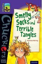 Oxford Reading Tree TreeTops Chucklers: Level 11: Smelly Socks and Terrible Tangles