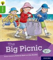 Oxford Reading Tree Explore with Biff, Chip and Kipper: Oxford Level 2: The Big Picnic