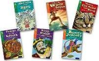 Oxford Reading Tree TreeTops Myths and Legends: Levels 12 and 13: Pack of 6