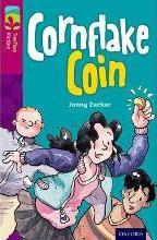 Oxford Reading Tree TreeTops Fiction: Level 10 More Pack B: Cornflake Coin