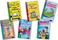 Oxford Reading Tree TreeTops Fiction: Level 11 More Pack B: Pack of 6