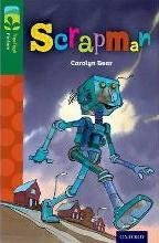 Oxford Reading Tree TreeTops Fiction: Level 12: Scrapman