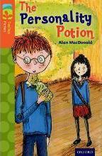 Oxford Reading Tree TreeTops Fiction: Level 13: The Personality Potion