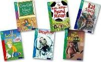 Oxford Reading Tree TreeTops Fiction: Level 16 More Pack A: Pack of 6