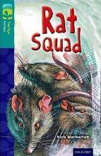 Oxford Reading Tree TreeTops Fiction: Level 16 More Pack A: Rat Squad