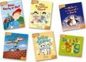Oxford Reading Tree: Level 6: Snapdragons: Pack (6 books, 1 of each title)