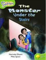 Oxford Reading Tree: Level 7: Snapdragons: the Monster Under the Stairs