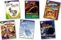 Oxford Reading Tree: Level 11A: TreeTops More Non-Fiction: Pack (6 books, 1 of each title)