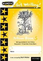 Read Write Inc. Phonics: Get Writing!: Yellow Book 5 New Edition