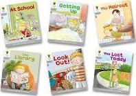 Oxford Reading Tree: Level 1: Wordless Stories A: Pack of 6