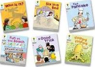 Oxford Reading Tree: Level 1: First Words: Pack of 6