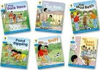 Oxford Reading Tree: Level 3: First Sentences: Pack of 6