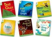 Oxford Reading Tree: Level 2: Floppy's Phonics Non-Fiction: Pack of 6