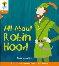 Oxford Reading Tree: Level 6: Floppy's Phonics Non-Fiction: All About Robin Hood