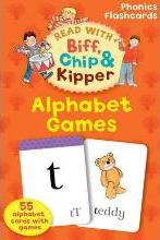 Oxford Reading Tree Read With Biff, Chip, and Kipper: Alphabet Games Flashcards
