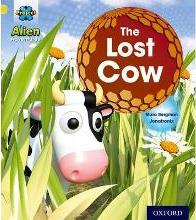 Project X: Alien Adventures: Yellow: The Lost Cow
