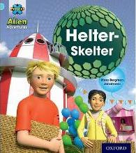 Project X: Alien Adventures: Blue: Helter-Skelter