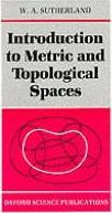 Introduction to Metric and Topological Space