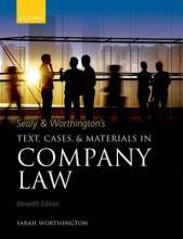 Sealy & Worthington's Text, Cases, and Materials in Company Law