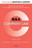 Concentrate Questions and Answers Company Law