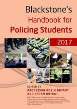 Blackstone's Handbook for Policing Students 2017