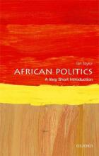 African Politics: A Very Short Introduction
