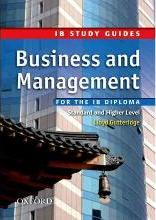 IB Study Guide: Business & Management