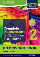 Complete Mathematics for Cambridge Secondary 1 Homework Book 2 (Pack of 15)
