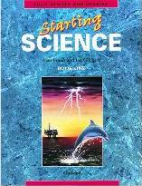 Starting Science: Students' Book 1