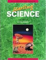Starting Science: Student Book 3