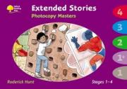 Oxford Reading Tree: Levels 1 - 4: Extended Stories Photocopy Masters