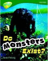 Oxford Reading Tree: Level 12: Treetops Non-Fiction: Do Monsters Exist?