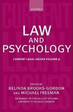 Law and Psychology