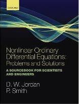 Nonlinear Ordinary Differential Equations: Problems and Solutions