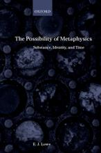 The Possibility of Metaphysics