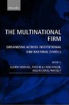 The Multinational Firm