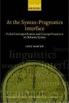 At the Syntax-pragmatics Interface