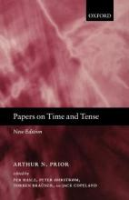 Papers on Time and Tense