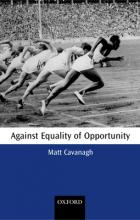 Against Equality of Opportunity