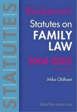 Statutes on Family Law 2004/2005