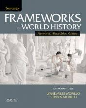 Sources for Frameworks of World History, Volume One