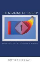 The Meaning of 'Ought'